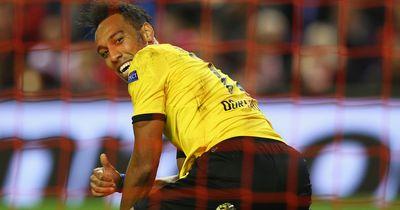 So schnell ist Dortmund-Star Aubameyang wirklich