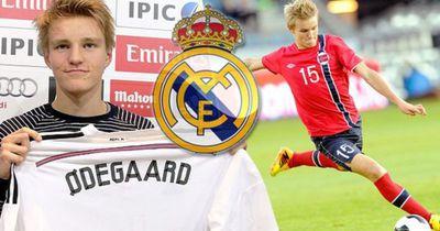 Martin Ödegaard: Das ist sein Lieblingsspieler