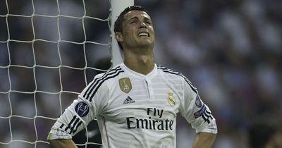 2014/2015: Das tat Cristiano Ronaldo nach der Juve-Niederlage