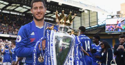 Eden Hazard: Das sind die fünf besten Spieler der Welt