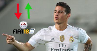FIFA 18: Diese Stars könnten abgewertet werden