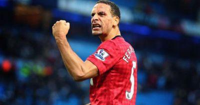 Rio Ferdinand stellt seine Top-Elf vor