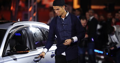 Die teuersten Autos der Fußballstars