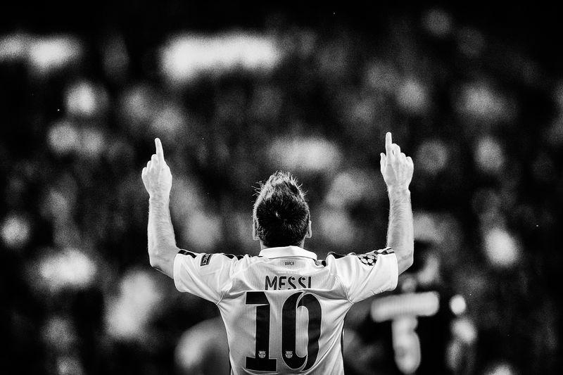 Mit 13 Jahren wechselte Messi zu Barca