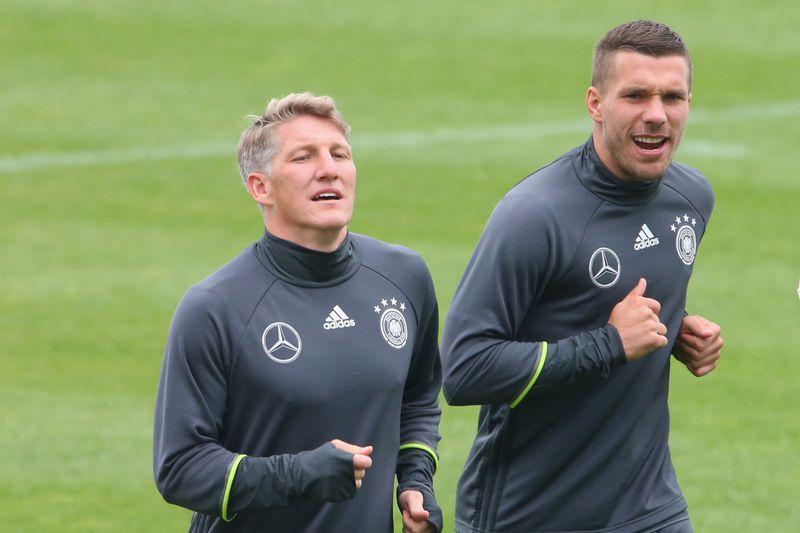 Die größten Freundschaften im Fußball