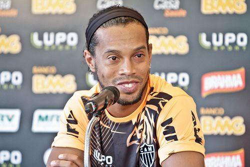 Ronaldinho: Feiert die Legende ihr Comeback?