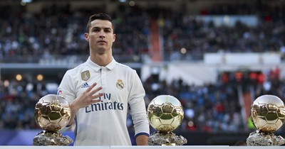 7 Fakten über Cristiano Ronaldo