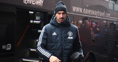 Die Top-Elf von Zlatan Ibrahimovic