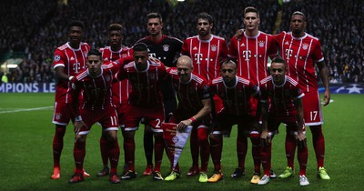 Die Top-Elf der Bundesliga - ohne den FC Bayern München