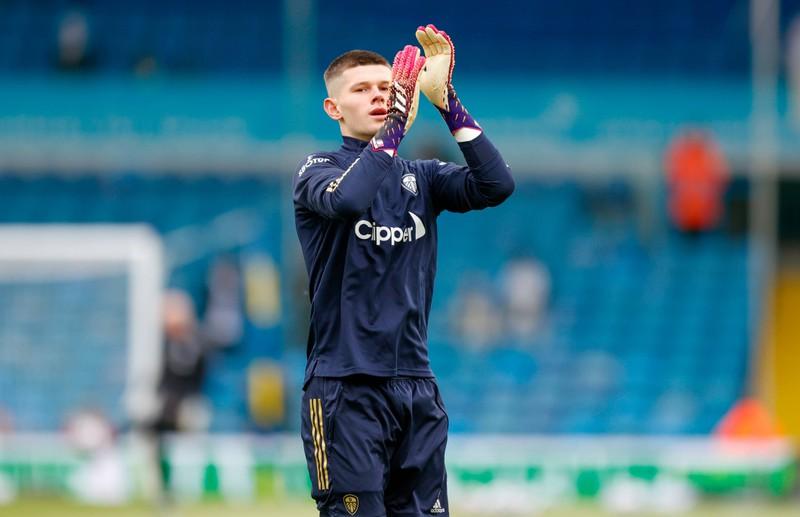 Illan Meslier ist die Nummer 1 von Leeds United und 20 Millionen Euro wert