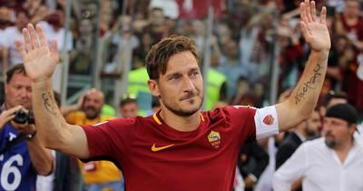Die Top-Elf von Totti