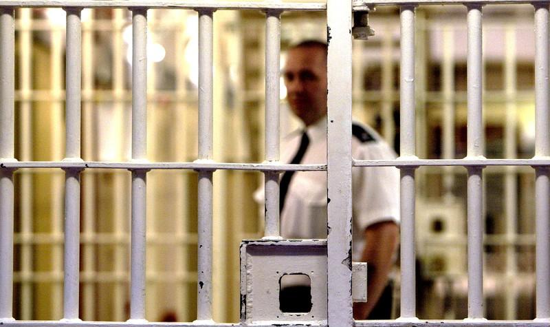 Ralf von Diericke musste ins Gefängnis