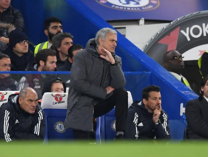 """José Mourinho: Die Traum-Elf von """"The Special One"""""""