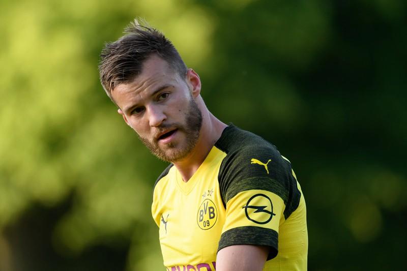 Andriy Yarmolenko war beim BVB unter Vertrag, doch konnte dort nicht wirklich überzeugen