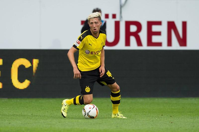 Bevor Kevin Kampl zu RB Leipzig wechselte, war er beim BVB unter Vertrag.