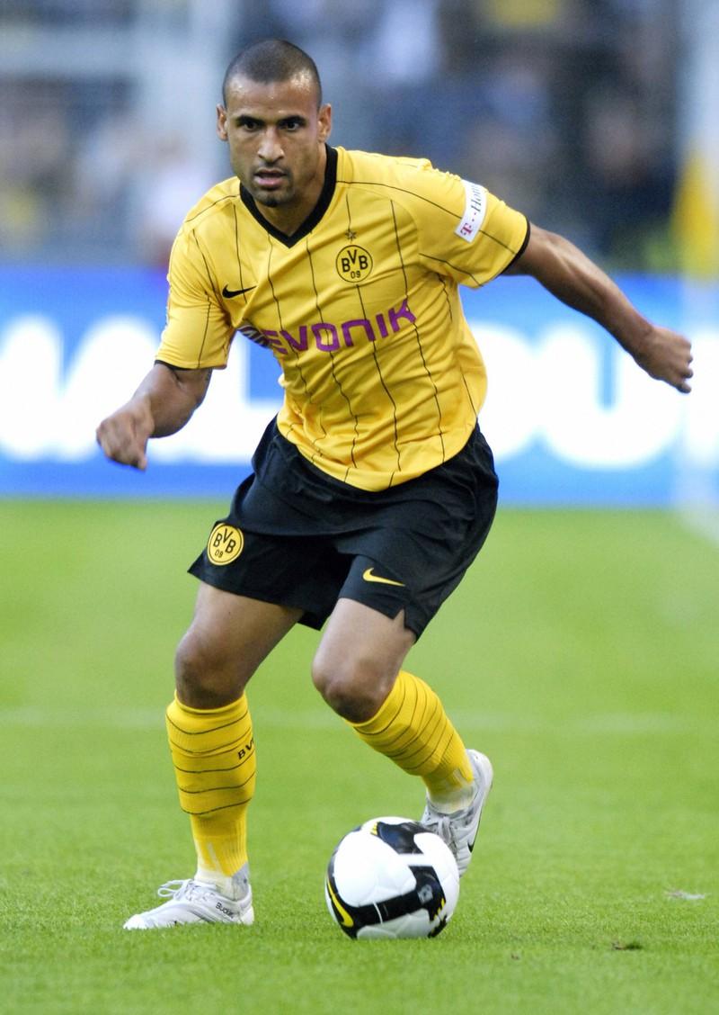 Delron Buckley ist bei vielen Fans gar nicht mehr im Gedächtnis, doch auch er spielte mal beim BVB