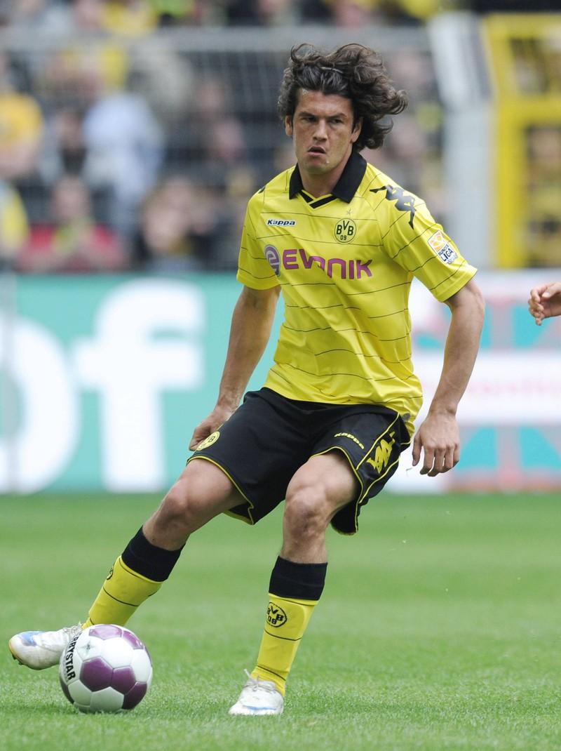 Der Fußballer Nelson Váldezspielte einst beim BVB, konnte jedoch nicht mit seiner Leistung überzeugen.