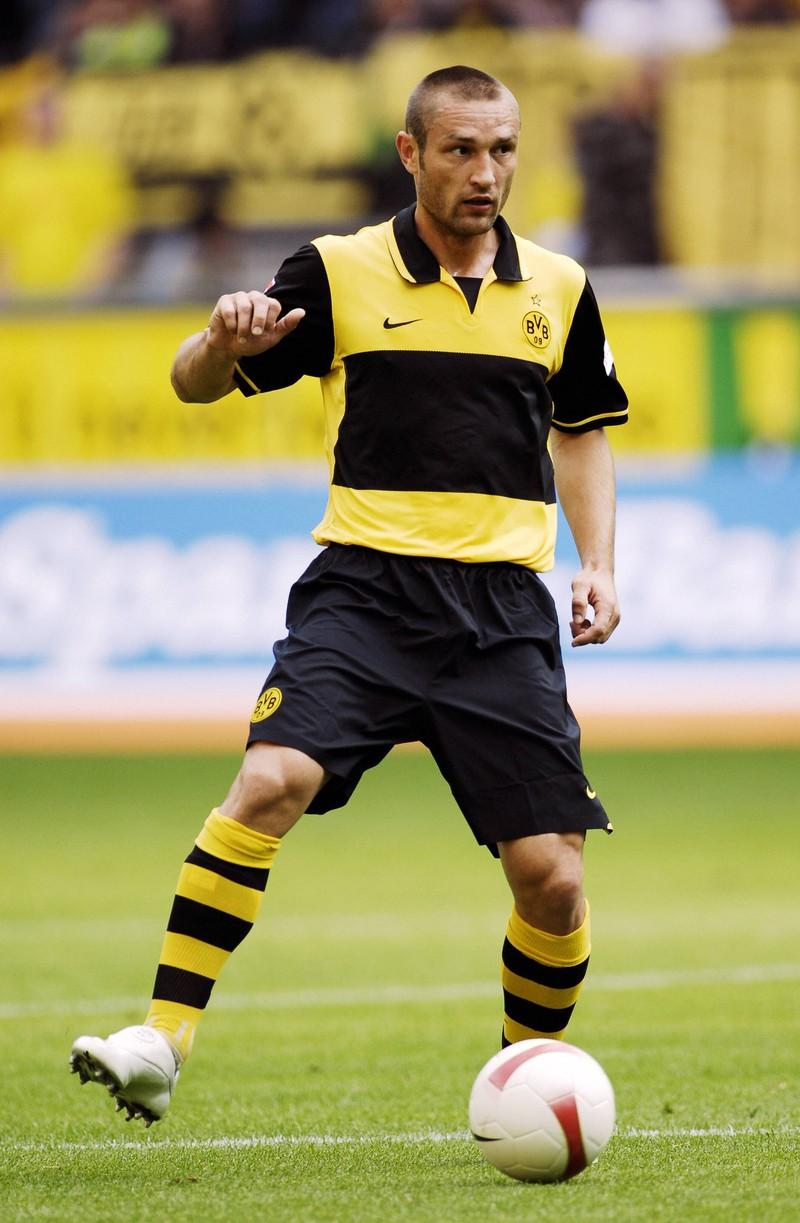Robert Kovac spielte einst bei Borussia Dortmund, konnte sich dort jedoch nicht behaupten