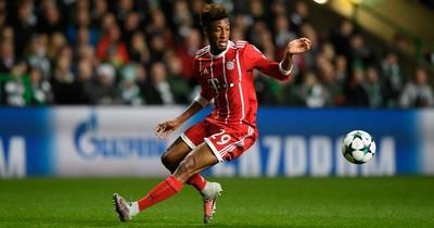 Die 7 schnellsten Spieler der Bundesliga