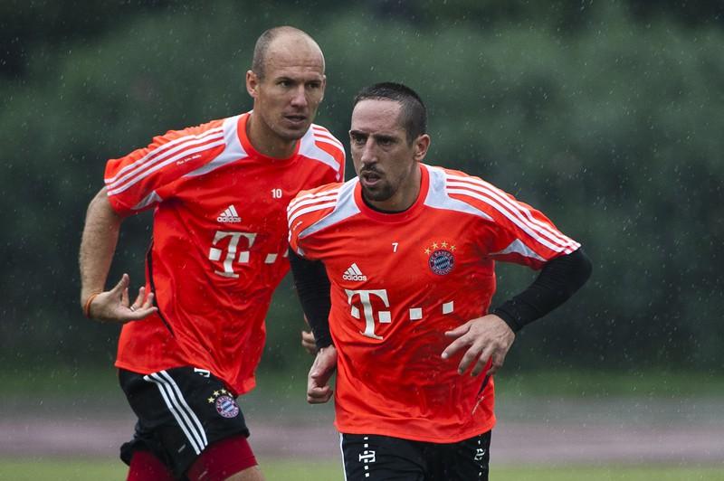 Verträge laufen im Sommer aus: So plant der FC Bayern mit Robbery und Co.