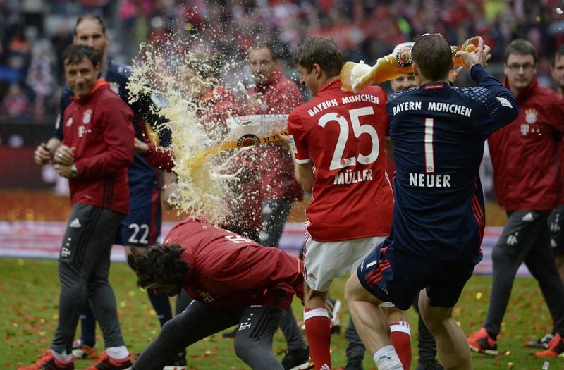 Thomas Müller: Das ist meine Traumelf!