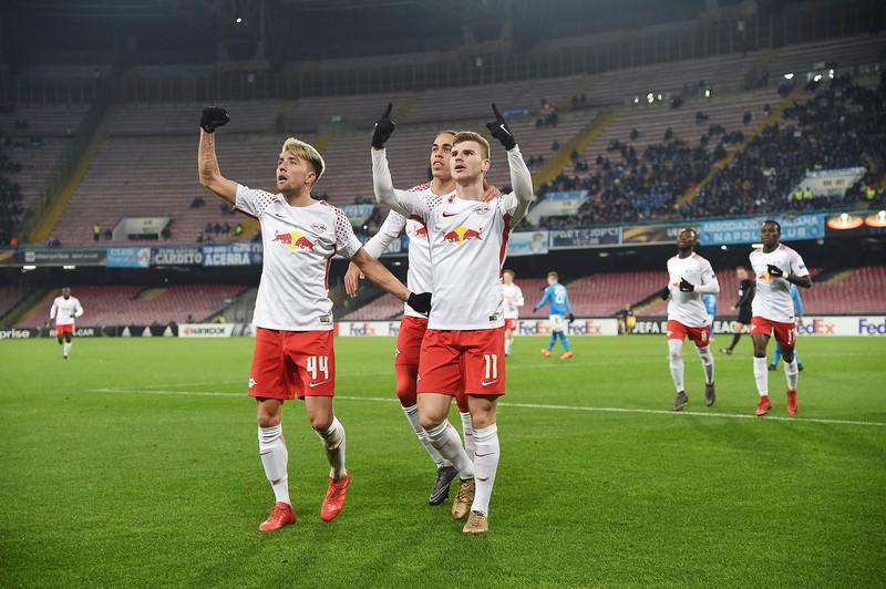 7 Stars, die RB Salzburg ausgebildet hat