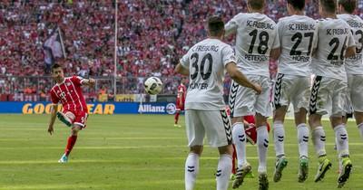 Die höchsten Siege der Bundesliga