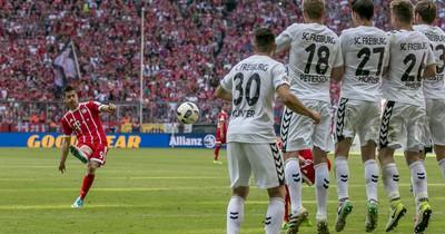 Die 7 stärksten Distanzschüsse der Bundesliga