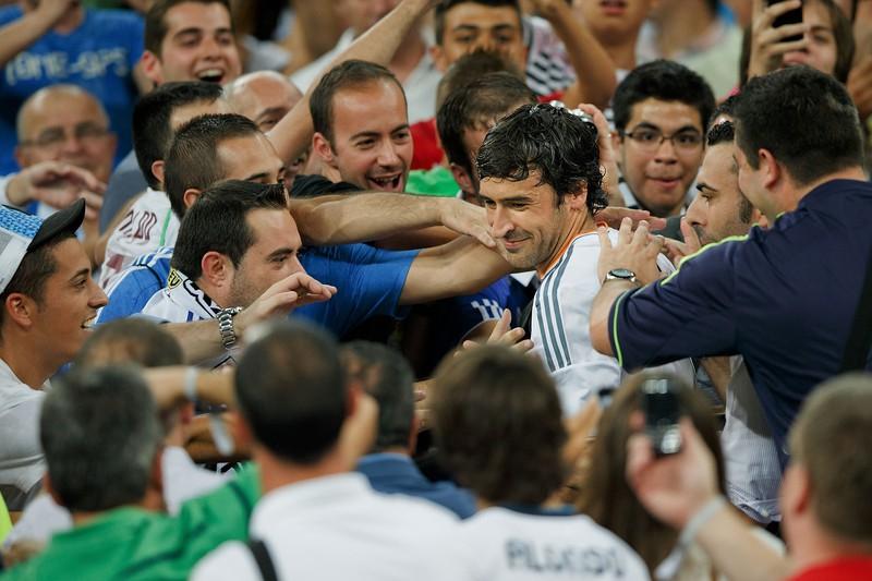 Wie lief Real Madrid vor 10 Jahren auf?