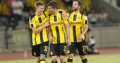Die schnellsten Bundesliga-Spieler: Die Top-Sprinter von Borussia Dortmund