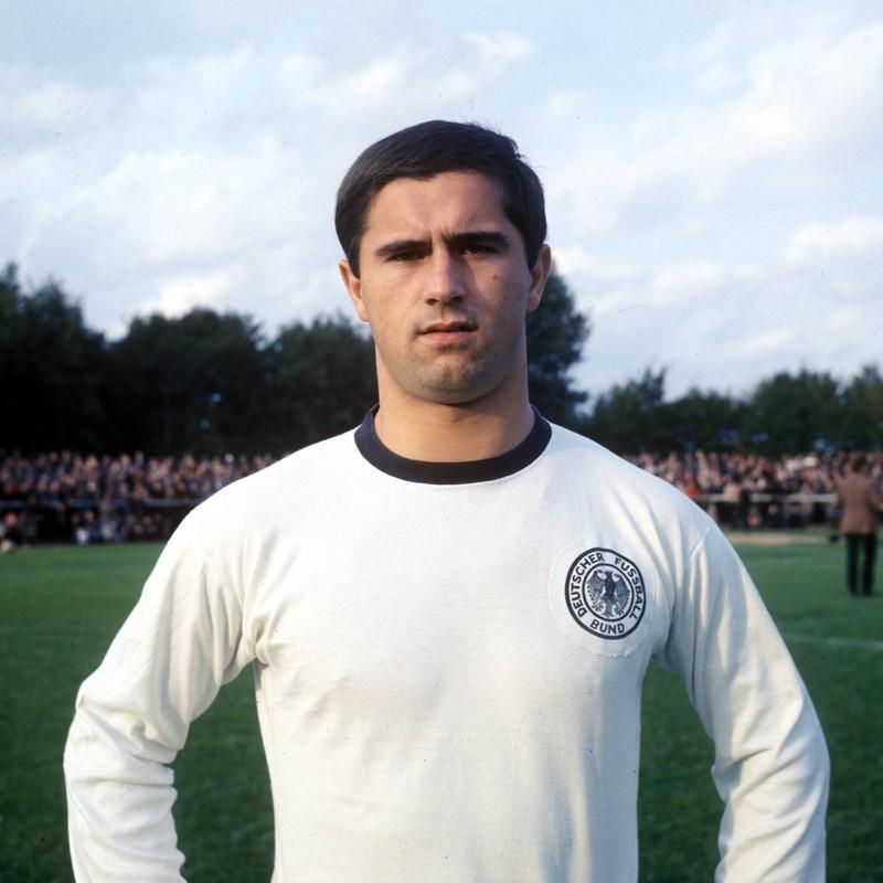 Gerd Müller gilt als einer der besten Stürmer aller Zeiten