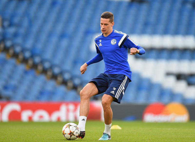 Julian Draxler wechselte von Schalke zunächst zu Wolfsburg, dann zu PSG