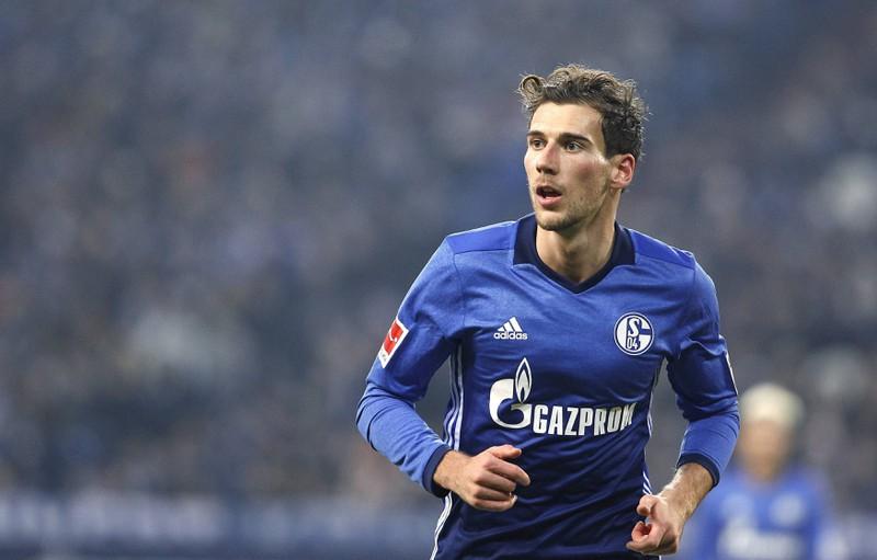 Leon Goretzka wechselte vom FC Schalke zu Bayern München