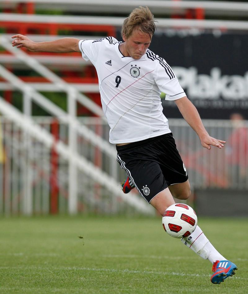 Philipp Hofmann spielt aktuell beim Karlsruher SC