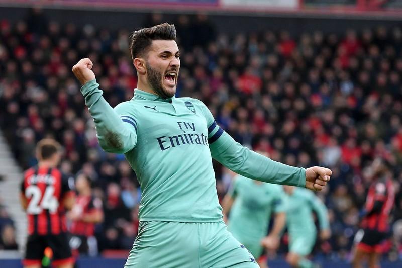 Sead Kolasinac spielt seinem Abgang bei Schalke für Arsenal London