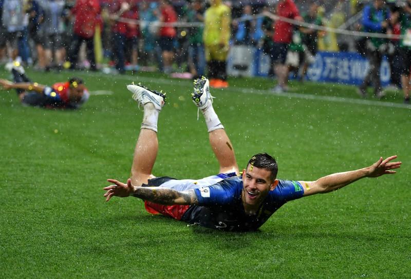 Lucas Hernandez Transfer nach Bayern: So viel hat er gekostet