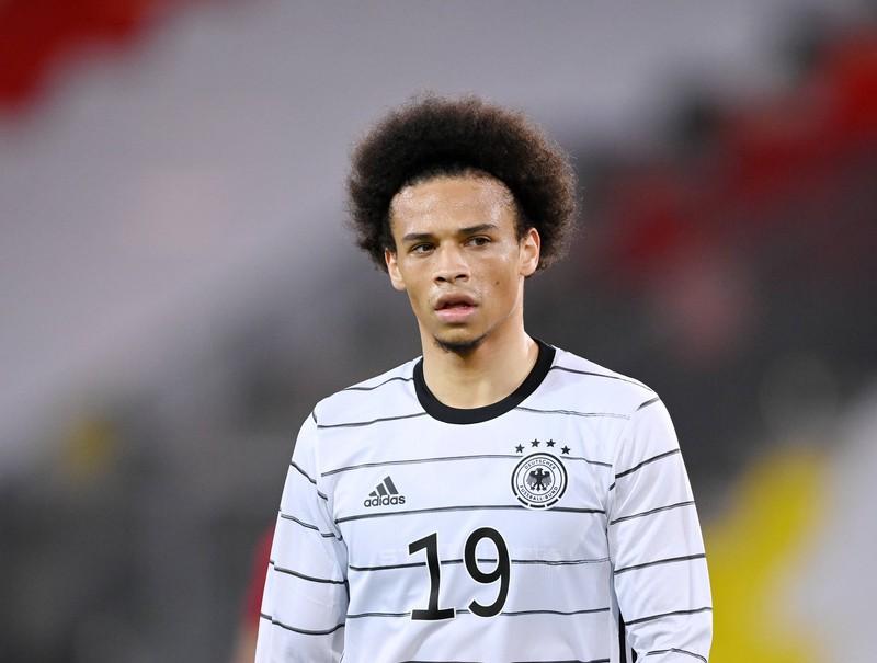 Leroy Sané wird auch in Zukunft Stammspieler der deutschen Nationalmannschaft sein