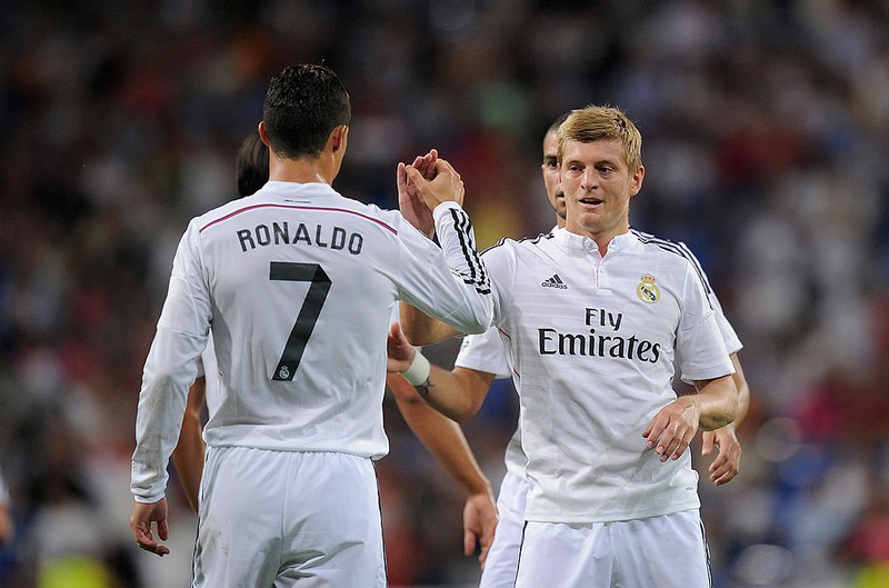 Was passiert, wenn Toni Kroos Ronaldo & Co. auf Instagram prankt?