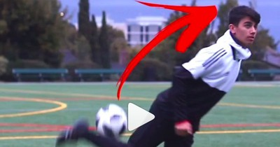 10 geniale Fußball-Tricks, die jeder nachmachen können will