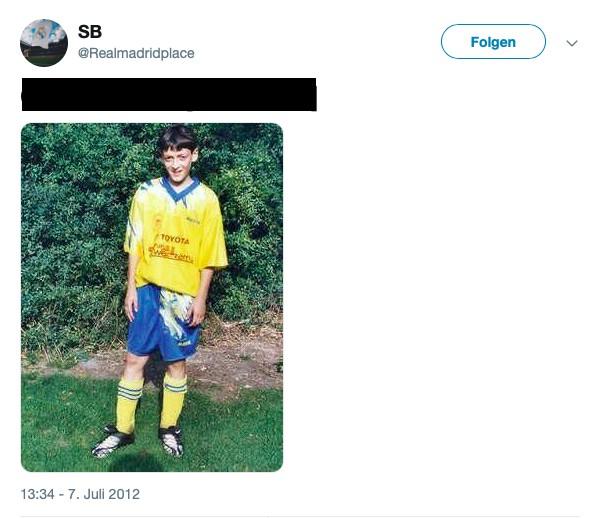 Fußballprofi-Quiz: Erkennst du die Fußball-Stars nur anhand ihrer Kindheitsbilder?