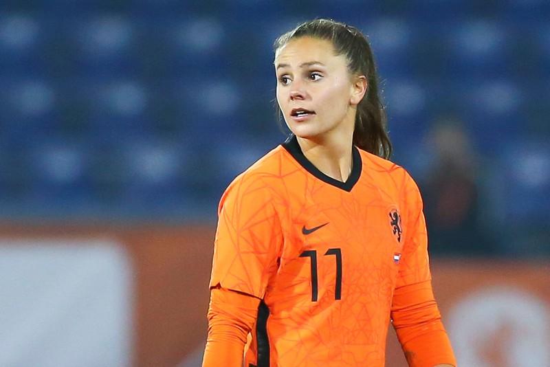 Die Niederländerin ist bei der WM 2019 angetreten.