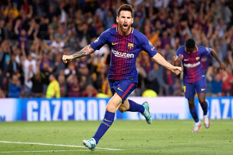 Barcelona-Star Lionel Messi