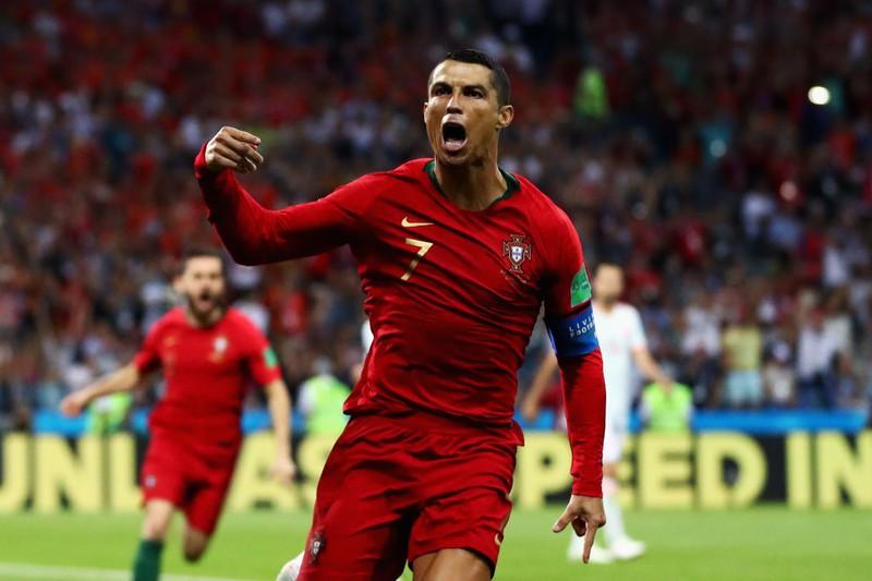 Cristiano Ronaldo für Portugal