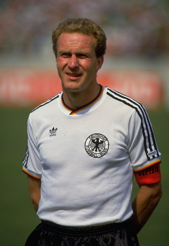 Dieses Bild zeigt Fußballlegende Karl-Heinz Rummenigge.