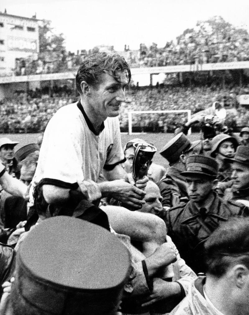 Fritz Walter ist echten Fußballfans ein Begriff.
