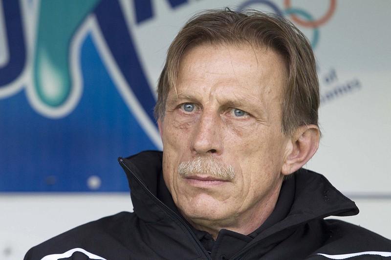 Dieses Bild zeigt den Fußball-Trainer Christoph Daum.