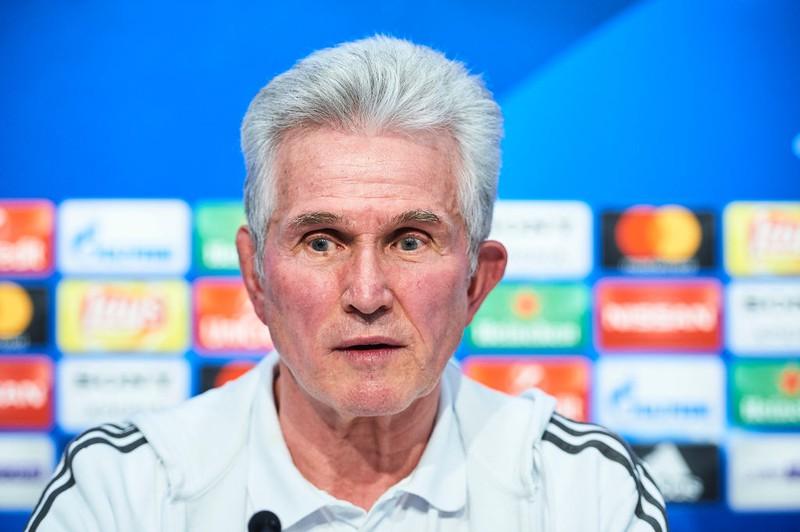 Dieses Bild zeigt den Fußball-Trainer Jupp Heynckes.