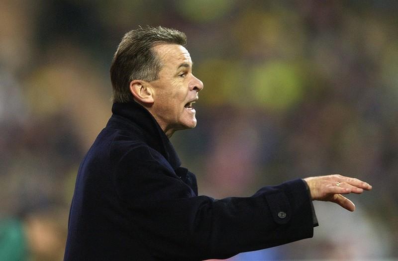 Dieses Bild zeigt den Fußball-Trainer Ottmar Hitzfeld.