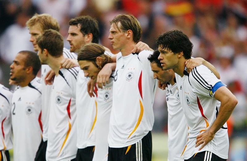Die deutsche Elf zittert beim Elfmeterschießen gegen Argentinien