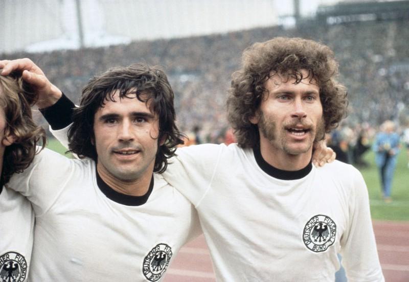 Gerd Müller, ein Top Liga- und WM-Torschütze